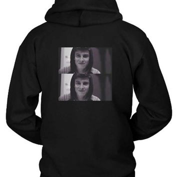 DCCKG72 Shawn Mendes Double Photo Hoodie Two Sided