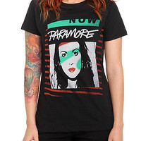 Paramore 80s Girls T-Shirt | Hot Topic