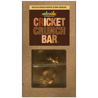Cricket Crunch Bar | Dark Chocolate