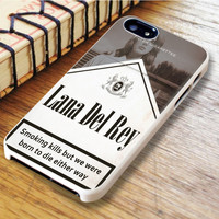 Lana Del Rey Marlboro iPhone 6 Case