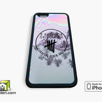 5sos punk iPhone Case 4, 4s, 5, 5s, 5c, 6 and 6 plus by Avallen