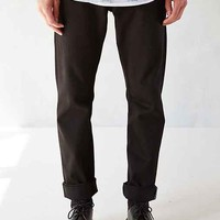 Unbranded Black Tapered Selvedge Jean