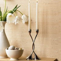 Twist Candlesticks