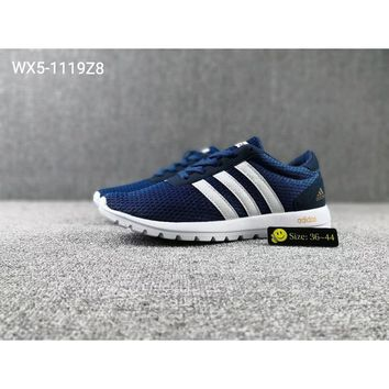 adidas Running Shoes Lightweight Gym Sport Workout Fitness Athletic Sneakers