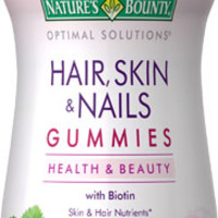 Nature's Bounty Hair, Skin & Nails Gummies | Vitamin World