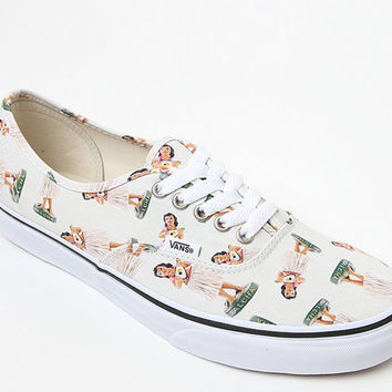 Vans Digi Hula Authentic Shoes at PacSun.com