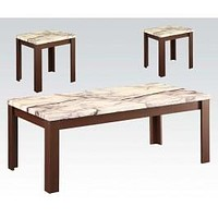 82132 Carly 3Pc Pk Coffee/End Table Set