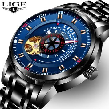 Mens Casual Waterproof Watch