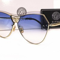 Versace Women Casual Popular Summer Sun Shades Eyeglasses Glasses Sunglasses  [2974244592]