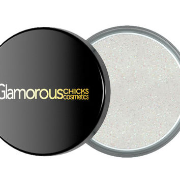 Diamond Glitter Angelic White