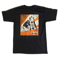 Obey: RIP MCA Beastie Boys Shirt - Black