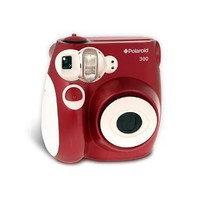 Polaroid 300 Instant Camera PIC-300 Red
