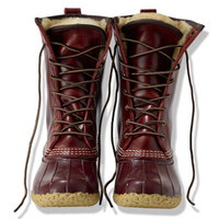 Women's Signature L.L.Bean Boots, 10 Shearling-Lined | Free Shipping at L.L.Bean