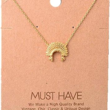 Must Have-Chief Necklace, Gold