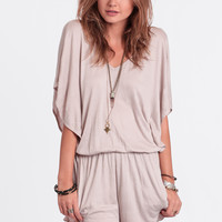 Lounge The Day Away Romper