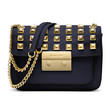 MICHAEL Michael Kors  Small Sloan Studded Shoulder Bag - Michael Kors