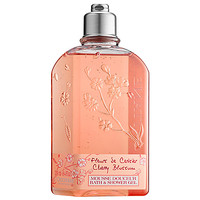 L'Occitane Cherry Blossom Bath & Shower Gel (8.4 oz)