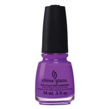 China Glaze - Violet-Vibes 0.5 oz - #82600