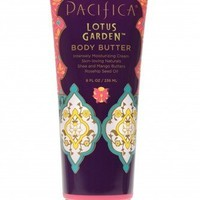 Pacifica Lotus Garden Body Butter Tube