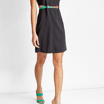 Dress with Silk - Emilio Pucci | WOMEN | US STYLEBOP.COM