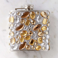 Bejeweled Flask | Urban Outfitters