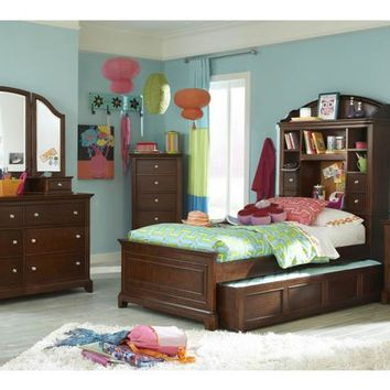 2880 Impressions - Complete Bookcase Bed With Underbed Storage Drawer - Twin (Photo Not Shown)