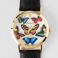 Luna Butterfly Watch