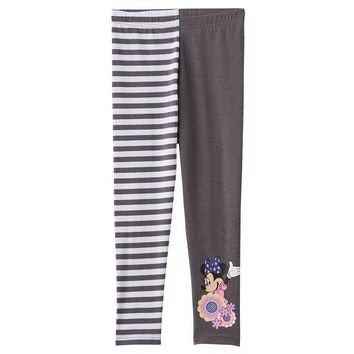 Disney's Minnie Mouse Leggings - Girls
