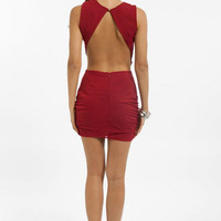 Cindy Open Back Dress $40