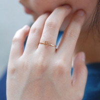 Stackble Ring, Name Ring, Handcrafted Name Ring, Gift