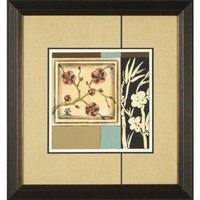 Phoenix Galleries Plum Blossom 2 Framed Print - OWP16938