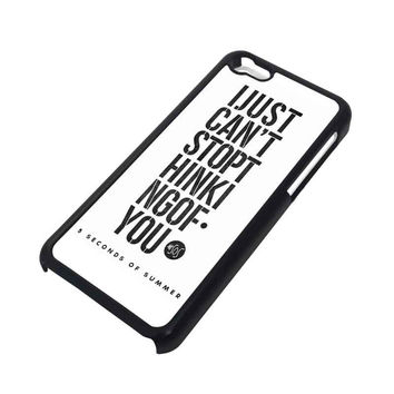 5 SECONDS OF SUMMER 6 5SOS iPhone 5C Case