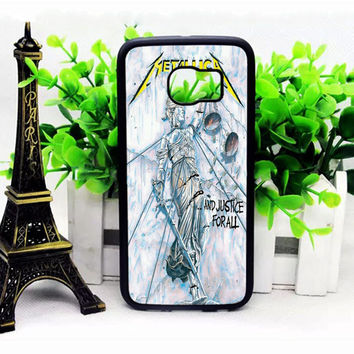 Metallica And Justice For All Samsung S6 Cases haricase.com