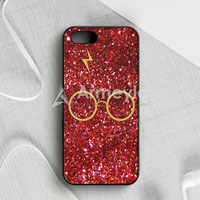 Harry Potter Face Vexel Art iPhone 5|5S|SE  Case | armeyla.com