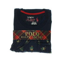 Polo Ralph Lauren Mens Cotton Printed Pajama Set
