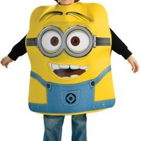 Despicable Me-Deluxe Minion Dave Child Halloween Costume (Medium (8-10))