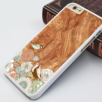 iphone 6 case,wood bird flower iphone 6 plus case,art wood design iphone 5s case,new iphone 5c case,fashion iphone 5 case,fashion design iphone 4s case,iphone 4 cover