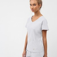 The Dolman Top - White