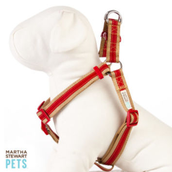 Martha Stewart Pets® Classic Ribbon Dog Harness