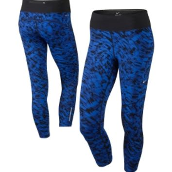 Nike Women's Epic Lux Printed Cropped Running Tights | DICK'S Sporting Goods