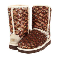 UGG Classic Sparkles Camo Champagne - Zappos.com Free Shipping BOTH Ways