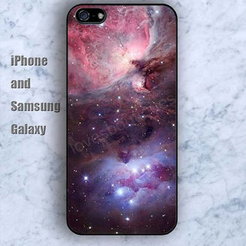 Starry sky Star colorful iPhone 5/5S Ipod touch Silicone Rubber Case, Phone cover