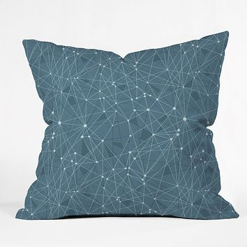 Matt Leyen Atlantis BL Throw Pillow