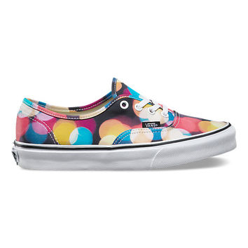 Flashing Lights Authentic | Shop Womens Shoes at Vans