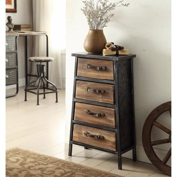 Urban Collection 4 Drawer Chest -4D Concepts