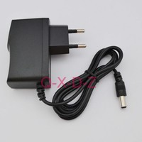 1PCS High quality DC 5V 1A &1000mA AC 100V-240V Converter Switching power adapter Supply EU Plug DC 5.5mm x 2.1mm