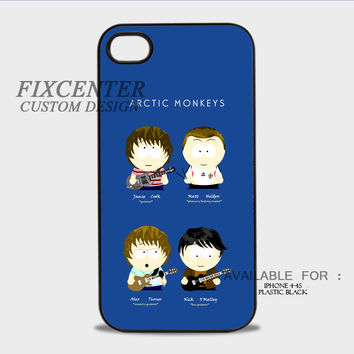 Arctic Monkeys South Park Edition - iPhone 4/4S Case