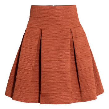 H&M Textured Skirt $39.95