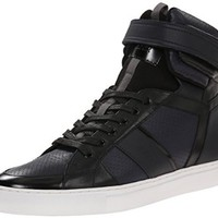HUGO by Hugo Boss Men's Fuster High-Top Fashion Sneaker