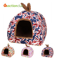Dog House Fashion Small Pets  Puppy Beds For Pets Beds Cats Dog House